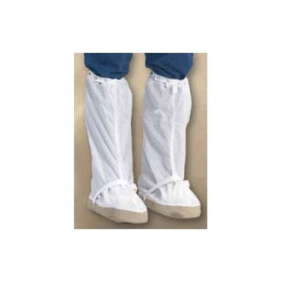 Worklon SC-3 Burlington C3 Uppers Cleanroom Hypalon Sole Boot - White