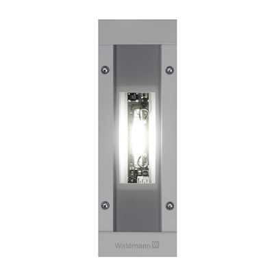 Waldmann 112-571-000 - MACH LED PRO Light Fixture w/1 Module - Recessed Mount - 30°