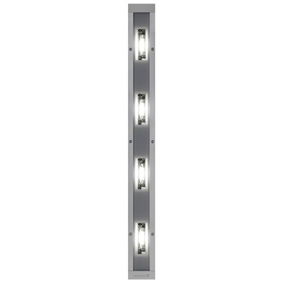 Waldmann 112-571-014 - MACH LED PRO Light Fixture w/4 Modules - Recessed Mount - 30°