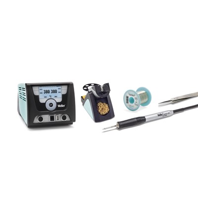 Weller WX2022N - PICO MS Soldering Station Set - 2 Channel Soldering Power Unit WX2 - 200 W