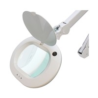 Aven Tools 26505-MX5 - Mighty Vue Slim LED Magnifying Lamp - 5-Diopter