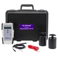 ACL Staticide ACL 880 - High Precision Digital Megohmmeter Audit Kit